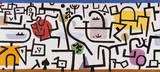 Reicher Hafen Premium Giclee Print by Paul Klee
