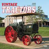 Vintage Tractors - 2015 Calendar Calendars