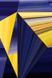 Lichtlinien 363 Premium Giclee Print by Ortwin Klipp