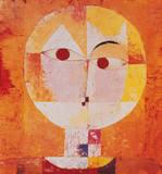 Senecio Reproduction procédé giclée Premium par Paul Klee