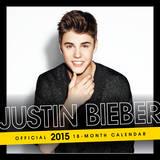 Justin Bieber - 2015 Mini Calendar Calendars