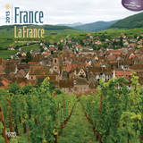 France - La France (English-French) - 2015 Calendar Calendars