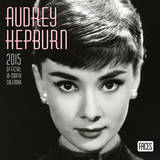 Audrey Hepburn - 2015 Mini Calendar Calendars