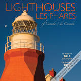 Lighthouses of Canada - 2015 Mini Calendar Calendars