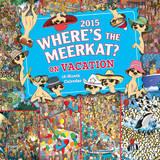 Where's the Meerkat - 2015 Calendar Calendars