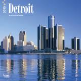 Detroit - 2015 Calendar Calendars