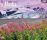 Alaska, Wild & Scenic - 2015 Deluxe Calendar Calendars