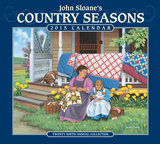 John Sloane's Country Seasons - 2015 Deluxe Calendar Calendars