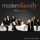 Modern Family - 2015 Day-to-Day Calendar Calendars