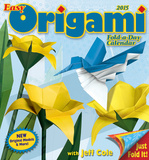 Easy Origami Fold-a-Day - 2015 Calendar Calendars
