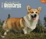 For the Love of Welsh Corgis - 2015 Deluxe Calendar Calendars