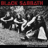 Black Sabbath - 2015 Calendar Calendars