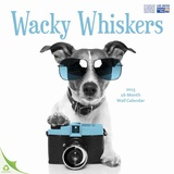Wacky Whiskers - 2015 Calendar Calendriers