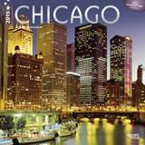 Chicago (Silver Foil) - 2015 Calendar Calendars