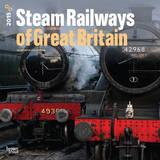 Steam Railways of Great Britain - 2015 Calendar Calendars