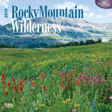 Rocky Mountain Wilderness - 2015 Calendar Calendars