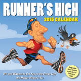 Runner's High - 2015 Day-to-Day Calendar Calendars