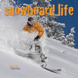 Snowboard Life - 2015 Mini Calendar Calendars