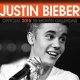 Justin Bieber - 2015 Calendar Calendars