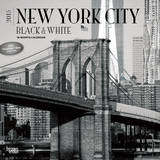New York City Black & White - 2015 Calendar Calendars