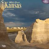 Kansas, Wild & Scenic - 2015 Calendar Kalender