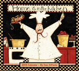 Home Is in the Kitchen - 2015 Deluxe Calendar Calendars