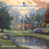 Thomas Kinkade Painter of Light - 2015 Mini Calendar Calendars