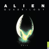 Alien Quadrilogy - 2015 Calendar Calendars
