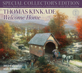 Thomas Kinkade Special Collector's Edition with Scripture - 2015 Deluxe Calendar Calendars