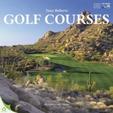 Golf Courses by Tony Roberts - 2015 Calendar Calendars