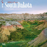 South Dakota, Wild & Scenic - 2015 Calendar Calendars