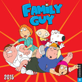 Family Guy - 2015 Day-to-Day Calendar Calendars