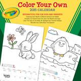 Crayola - 2015 Calendar Calendars