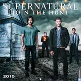 Supernatural - 2015 Calendar Calendars