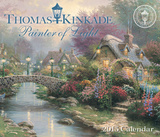 Thomas Kinkade Painter of Light - 2015 Day-to-Day Calendar Calendars