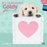 By Myrna - My Gorgeous Goldy - 2015 Calendar Calendars