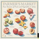 Farmer's Market - 2015 Calendar Calendars