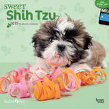 By Myrna - Sweet Shih Tzu - 2015 Calendar Calendars
