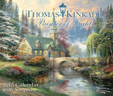 Thomas Kinkade Painter of Light with Scripture - 2015 Day-to-Day Calendar Calendars