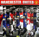 Manchester United - 2015 Calendar Calendars