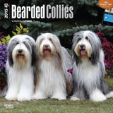Bearded Collies - 2015 Calendar Calendars