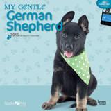 By Myrna - My Gentle German Shepherd - 2015 Calendar Calendars