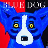 Blue Dog - 2015 Calendar Calendars