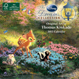 Thomas Kinkade: The Disney Dreams Collection - 2015 Mini Calendar Calendars