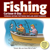 Fishing Cartoon-a-Day - 2015 Calendar Calendars