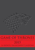Game of Thrones - 2015 16-Month Engagement Calendar Calendars