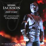Michael Jackson - 2015 Calendar Kalender