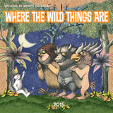 Where the Wild Things Are - 2015 Calendar Calendars