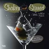 Shaken, Not Stirred - 2015 Calendar Calendars