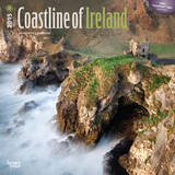 Coastline of Ireland - 2015 Calendar Calendars